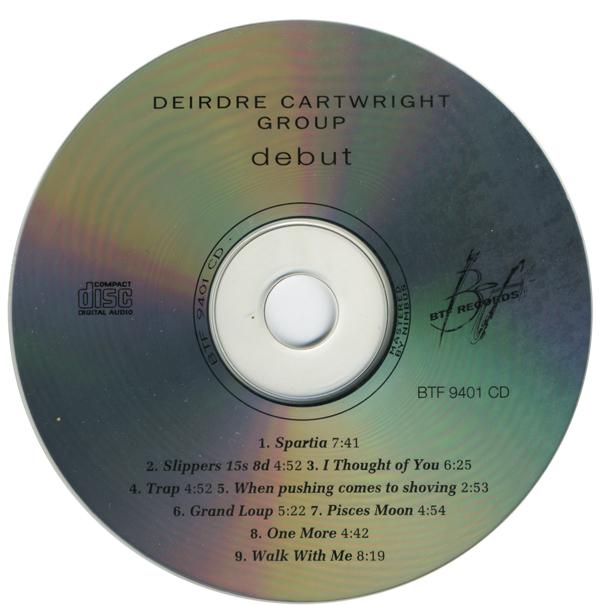 01 Debut disc