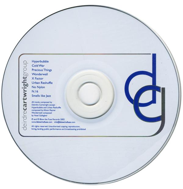 04 Precious Things disc