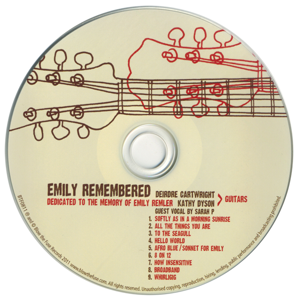 09 Emily Remembered disc