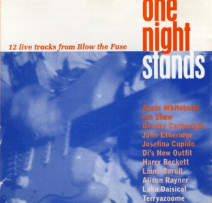 One Night Stands - CD Cover
