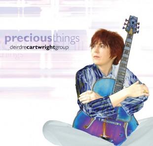 Precious Things - CD Cover