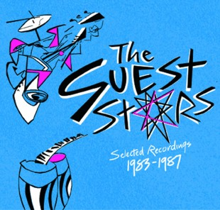 The Guest Stars - CD Cover