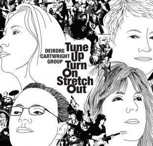 Tune Up, Turn On, Stretch Out - CD Cover